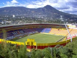 El Salvador vs Mexico qualifiers