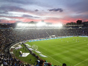 Cruz Azul vs America 2012