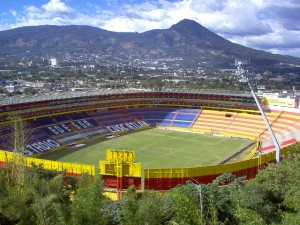 El Salvador vs Costa Rica 2012