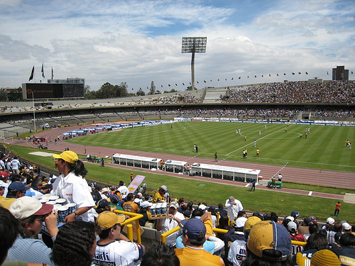 Pumas vs America 2013