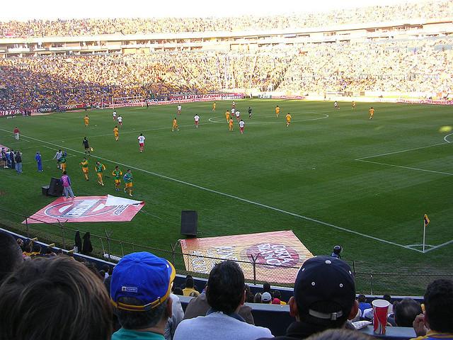 Tigres vs Alajuelense – ConcaChampions 2012