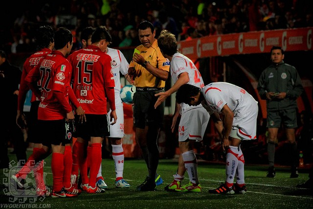 Xolos vs Toluca 2013