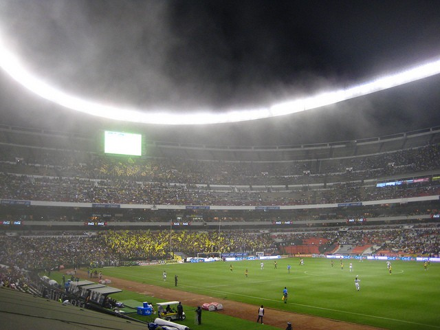 America vs Cruz Azul Copa MX