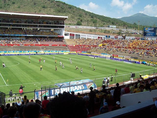 Monarcas Morelia vs Santos Laguna