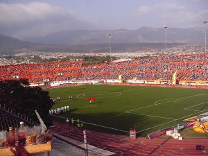 Santos vs Jaguares