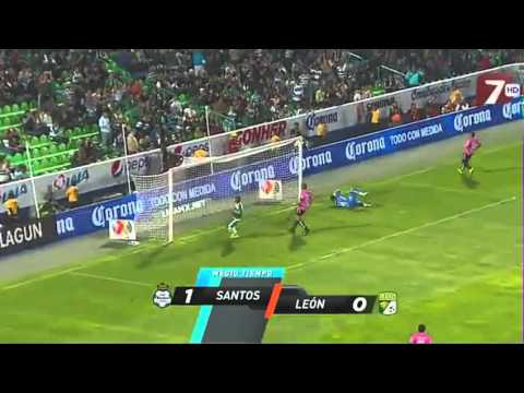 Santos vs Leon 2 – 0 Highlights Week 4