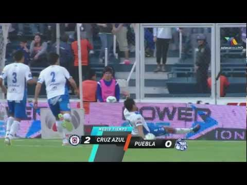 Cruz Azul vs Puebla 4 – 0 Highlights Week 4