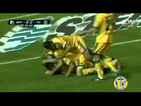 Queretaro vs Tigres 0 – 2 Highlights Week 4