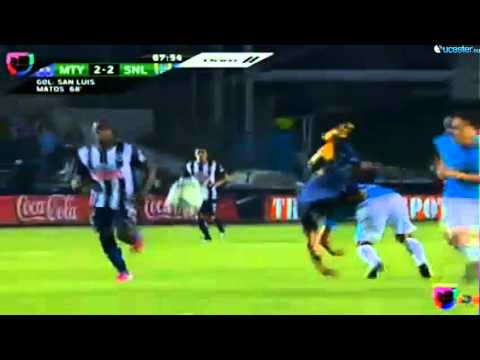 Monterrey vs San Luis 3 – 2 Highlights Week 4