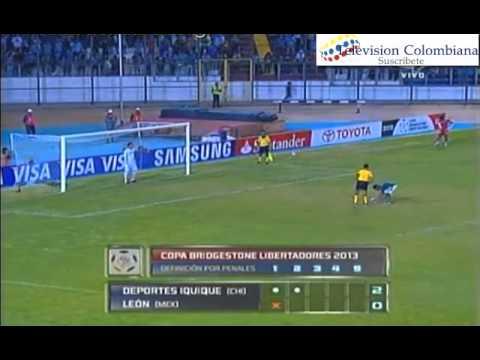 Leon vs Iquique Copa Libertadores Highlights – Iquique Wins