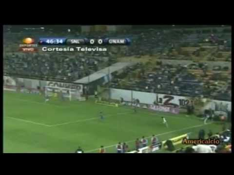 Pumas vs San Luis 2 – 0 Highlights Week 8
