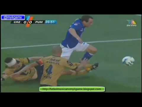 Cruz Azul vs Pumas 1 – 1 Highlights Week 6