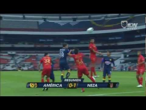 America vs Neza 0 – 1 Highlights Copa MX