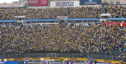 America vs Cruz Azul Estadio Azul