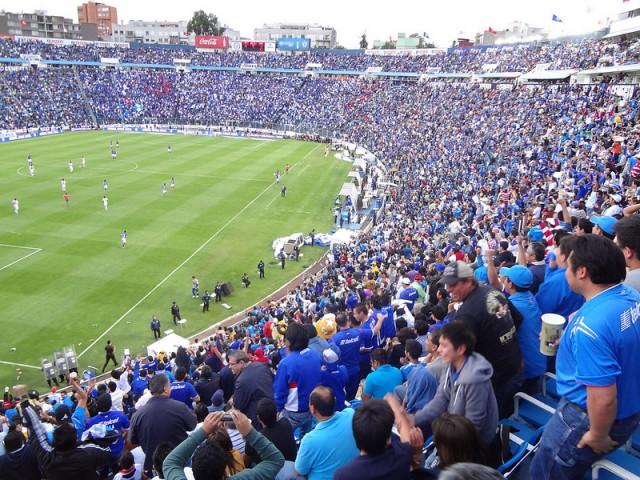 Cruz Azul vs Monterrey 2017