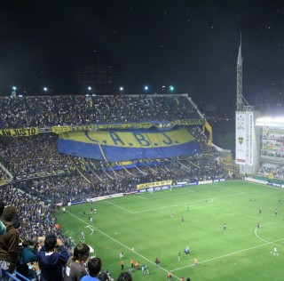 Boca Juniors vs Newell's Old Boys Copa Libertadores May 23, 2013 – Argentine Duel
