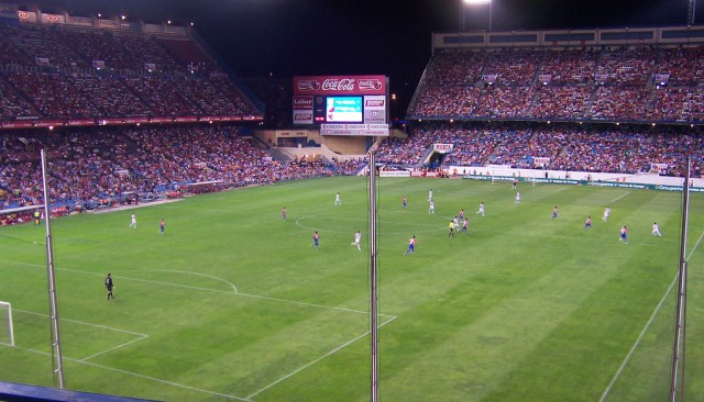 Atletico Madrid vs Mallorca May 26, 2013