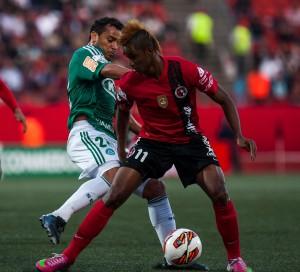 Xolos vs Palmeiras