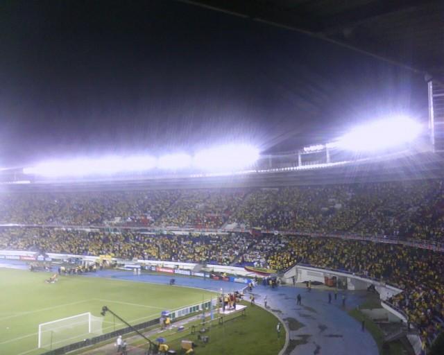 Colombia vs Peru