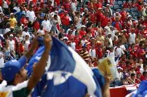 Costa Rica vs Honduras 2013