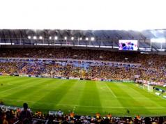 Brazil vs Spain June 30, 2013