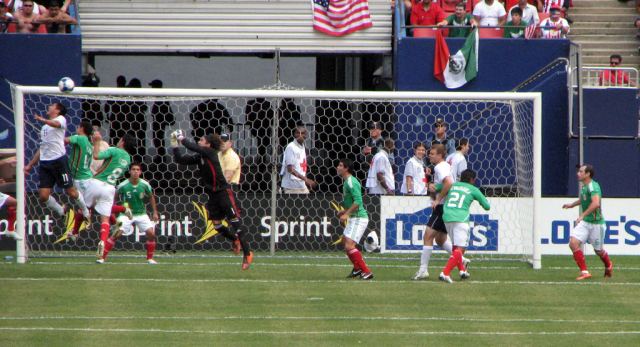 Mexico Gold Cup 2013