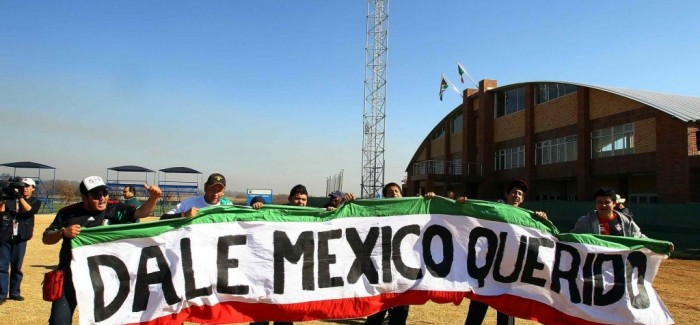 Mexico Group draw for 2014 World Cup – El Tri has a chance