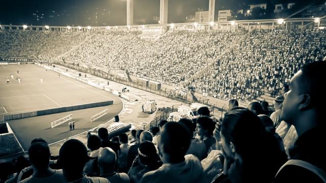 Corinthians vs Sao Paulo July 17, 2013