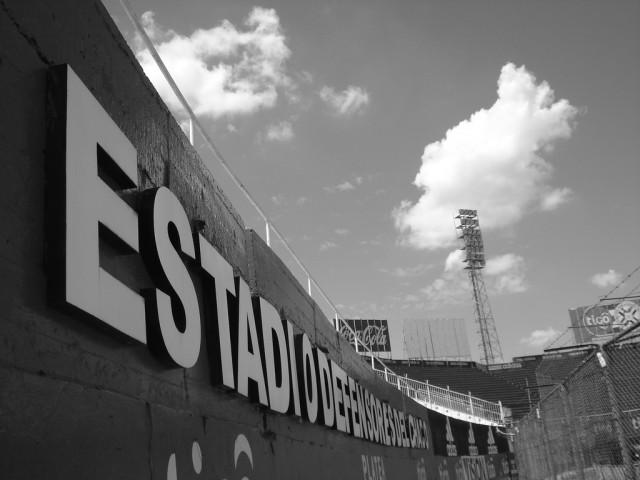 Olimpia vs Santa Fe July 2, 2013