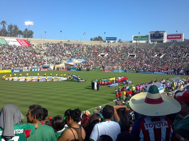 Mexico vs Panama 1-2