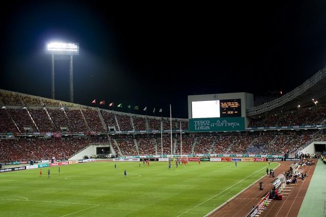 Barcelona vs Thailand