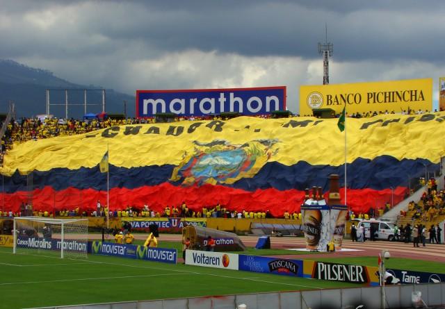Venezuela vs Ecuador