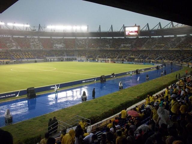 Colombia vs Brazil 2017