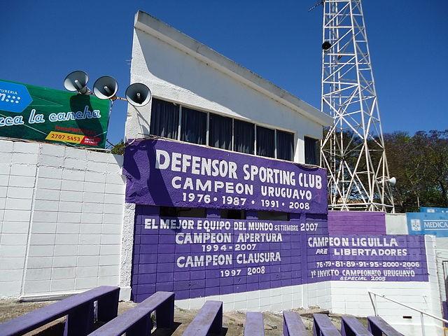 Defensor Sporting vs River Plate