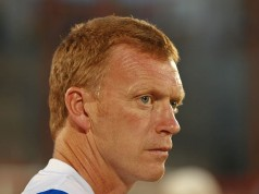 David Moyes at Manchester