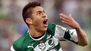 Oribe Peralta - Santos