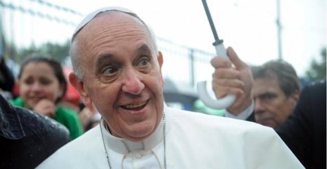 Pope Francis San Lorenzo