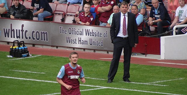 Clock Ticking on Sam Allardyce's Tenure as West Ham manager