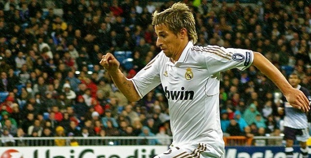 Fabio Coentrao Real Madrid Manchester United3