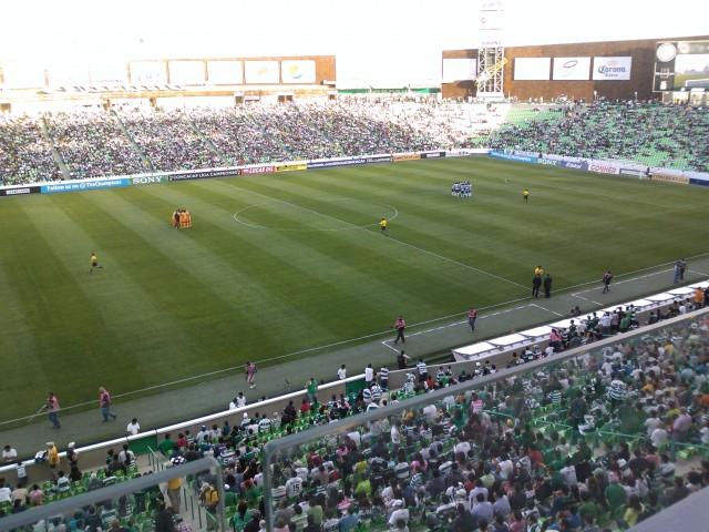 Santos - Estadio TSM Corona