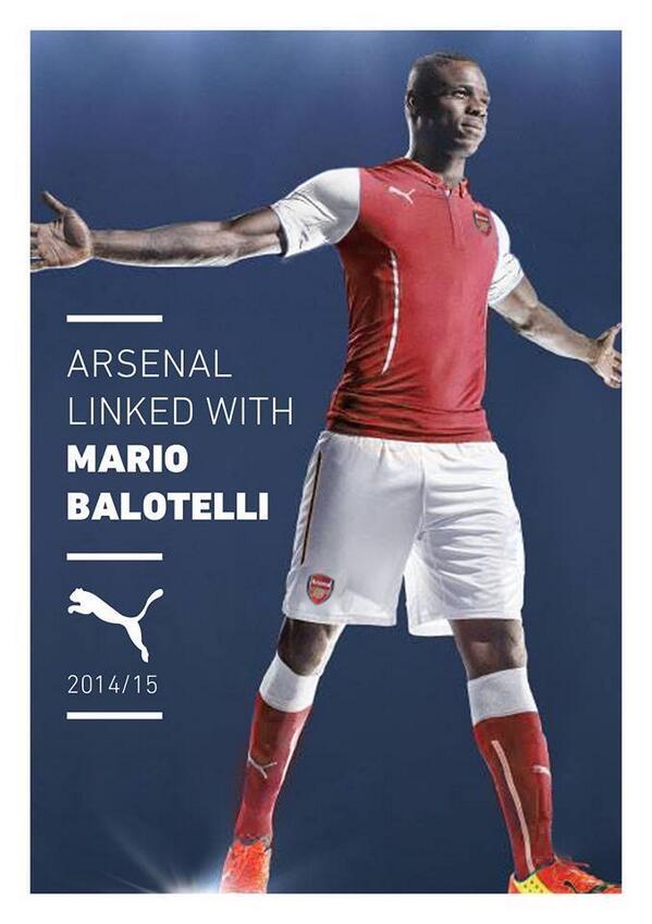 Balotelli Arsenal