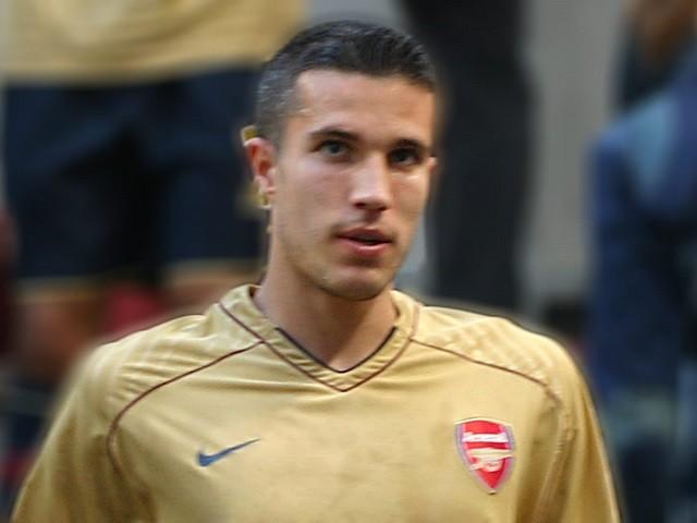 Robin-Van-Persie Arsenal