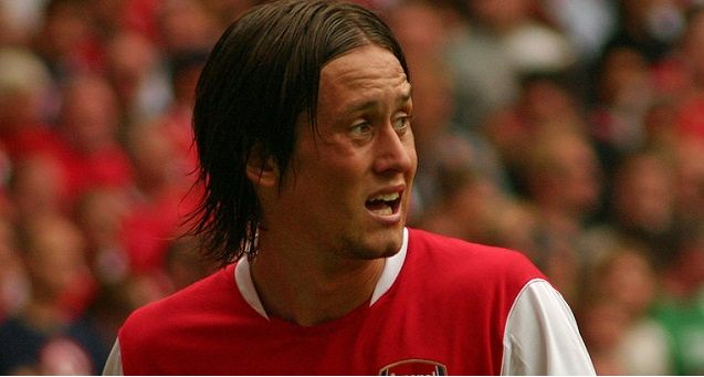Rosicky Arsenal