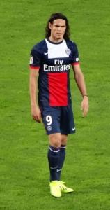 Will Cavani join Chelsea during the Summer? Wikimedia - Liondartois