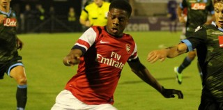 Arsenal Loan Report Update: Promising striker a huge disappointment