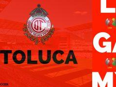 Toluca vs America 2017