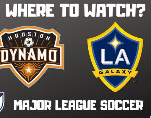 Houston Dynamo vs LA Galaxy Major League Soccer 2020