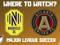 Nashville SC vs Atlanta United MLS 2020