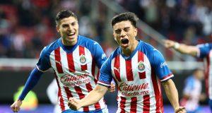 Chivas Guadalajara vs Xolos