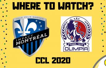 Montreal vs Olimpia 2020